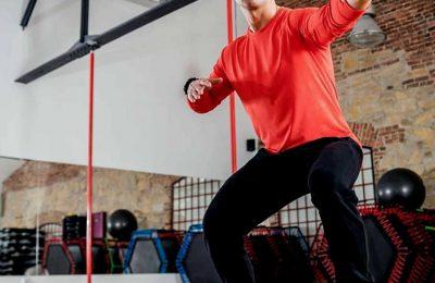 Balance Board w fitnessie